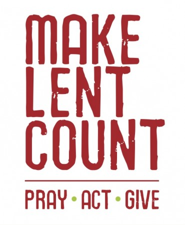 image of Make Lent Count 2013