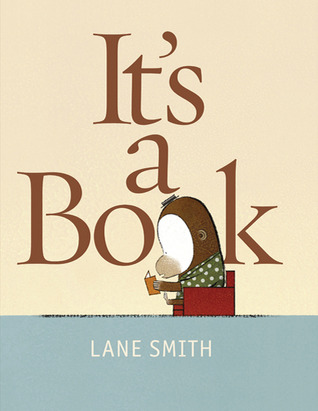 image of It's A Book by Lane Smith.