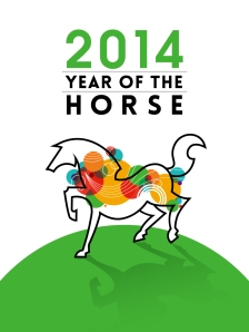 2014: Year of the Green Horse