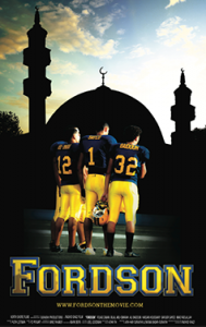 image of the movie poster for Fordson: Faith, Fasting, Football