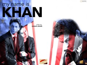 film poster for My Name Is Khan