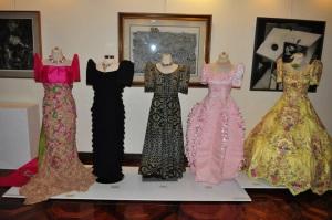 Barong Dress Design