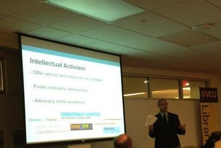 VCU Open Access Talk
